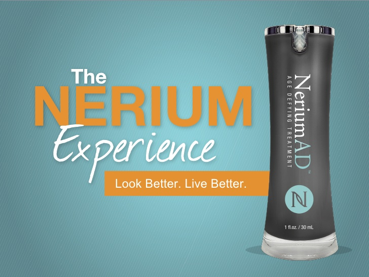 Anti-Ageing Face Creams, Scientifically Proven, Clinically Tested and Guaranteed, from Nerium