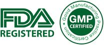 FDA Registered and GMP Certified