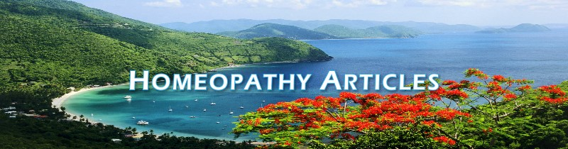 Homeopathy Articles